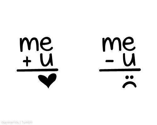 me + u