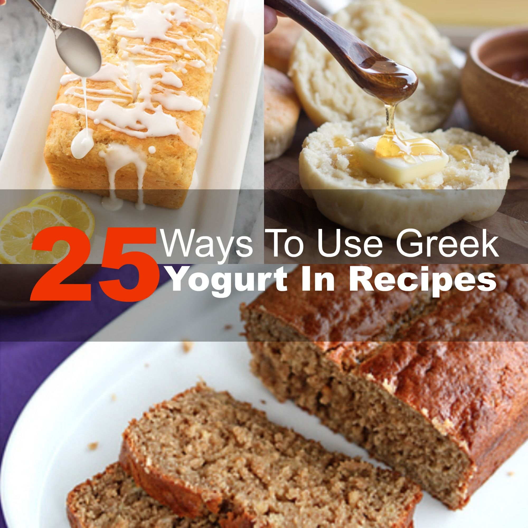 Greek Yogurt is a healthy alternative to many ingredients in several dishes.  Here are some great recipes that use Greek Yogurt as an alternative ingredient. Pumpkin-Spice Pancakes Try these delicious Pumpkin-Spice Pancakes made with Greek Yogurt. Buttermilk Dark Chocolate Chip Muffins These Buttermilk Dark Chocolate Chip Muffins look amazing. Peanut…  Read More»