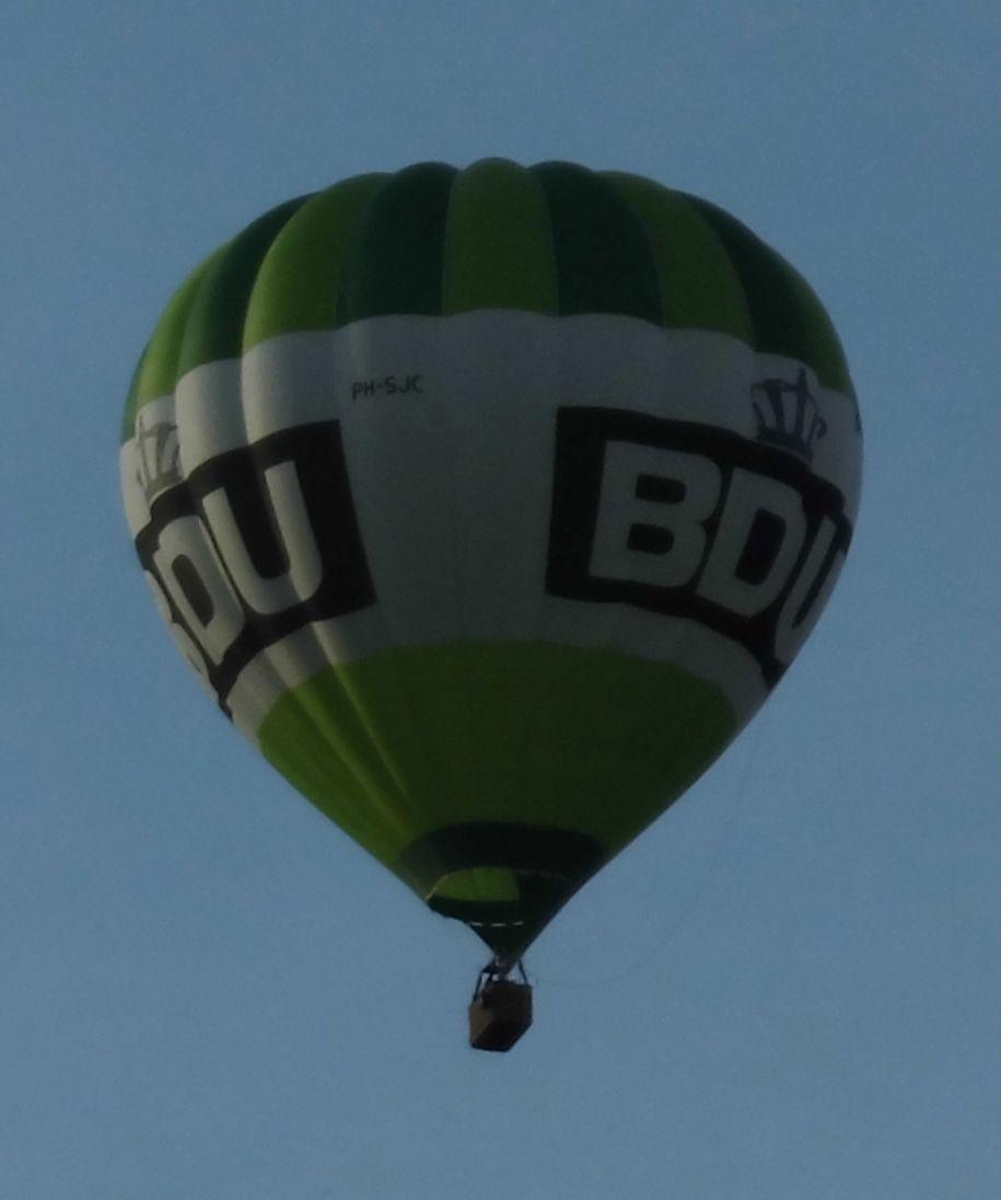 Amersfoort PH-SJC Luchtballon