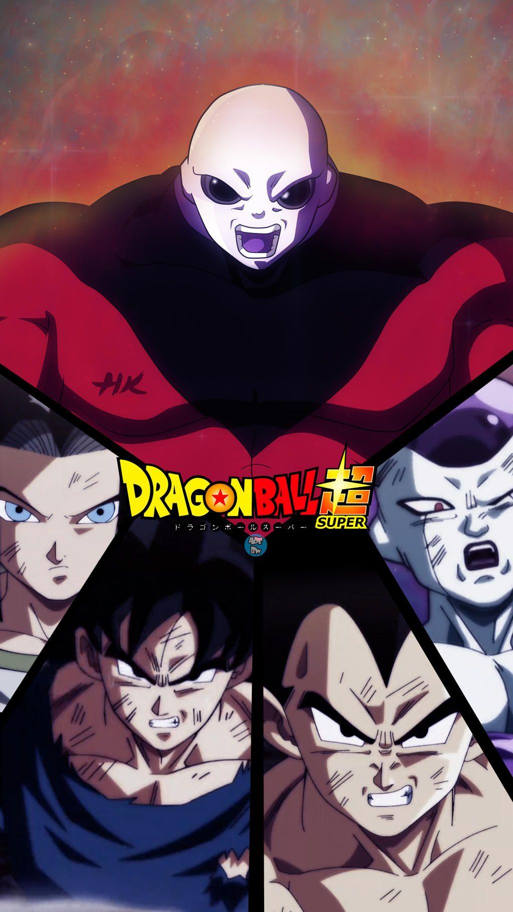 Pin By Dragonball On Jiren In 2021 Dragon Ball Super Dragon Z Dragon Ball