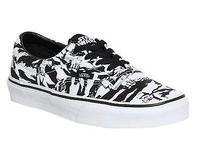 66440a138608 Vans Era STAR WARS DARK SIDE STORM CAMO Trainers Shoes Black and white RRP  60 https   t.co bKm4BApOVg https   t.co GMm8maPJ4C