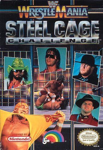 Wwf Wrestlemania Steel Cage Challenge Wwf Wwf Superstars Classic Video Games