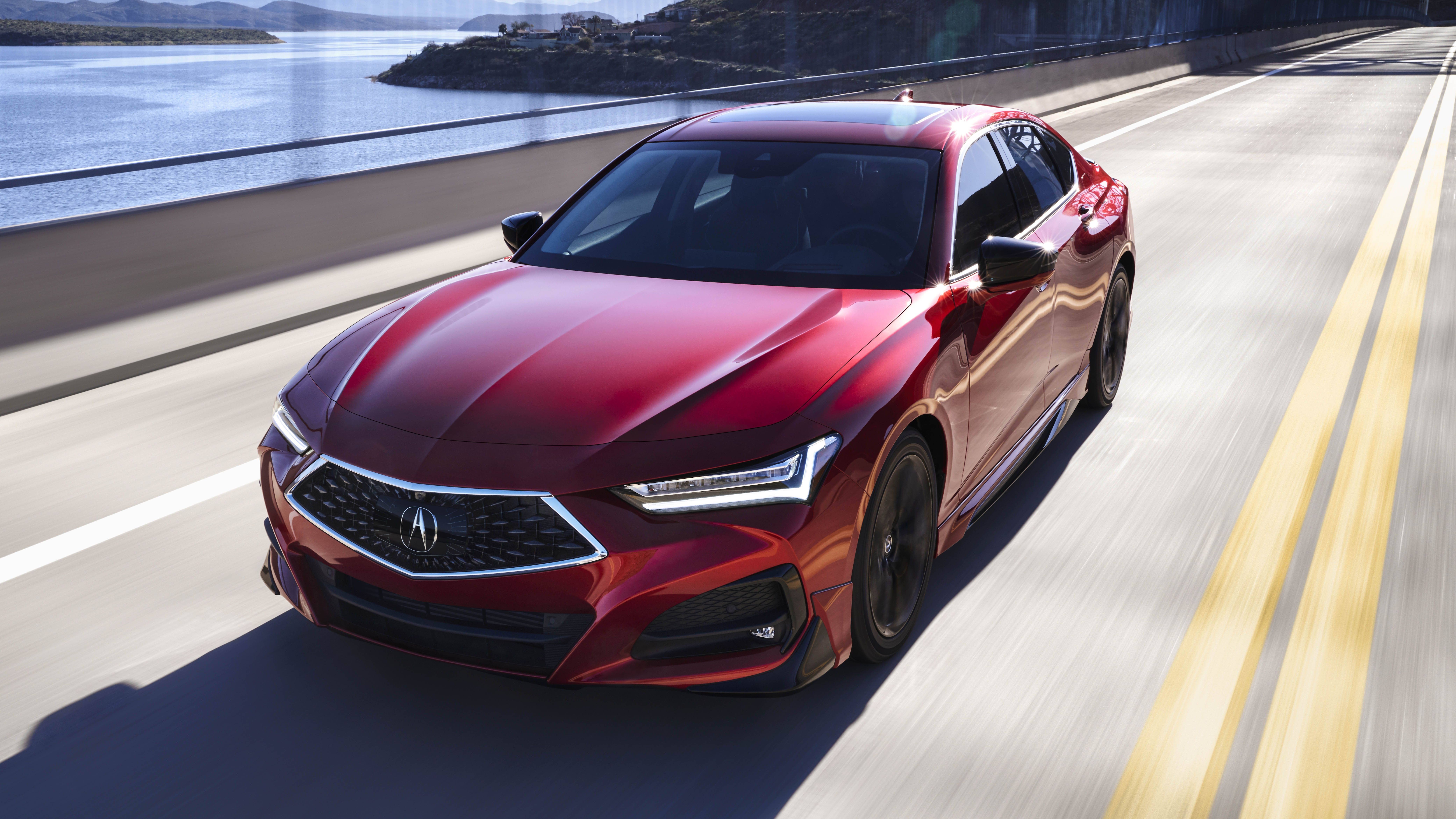 2021 Acura Tlx Revealed Here Are Details On Performance Tech Style Acura Tlx Sports Sedan Acura
