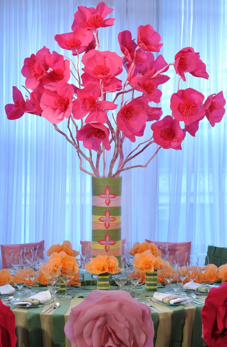 10 Nonfloral Wedding Centerpiece Ideas Centerpieces Pinterest