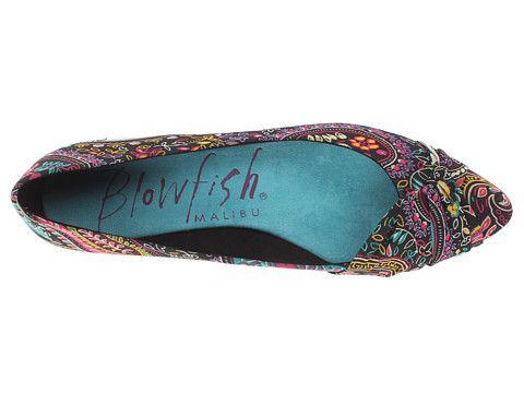 hopefully won't clash with my paisley tattoo. Blowfish Dutch Black Gypsy Paisley - Zappos.com Free Shipping BOTH Ways