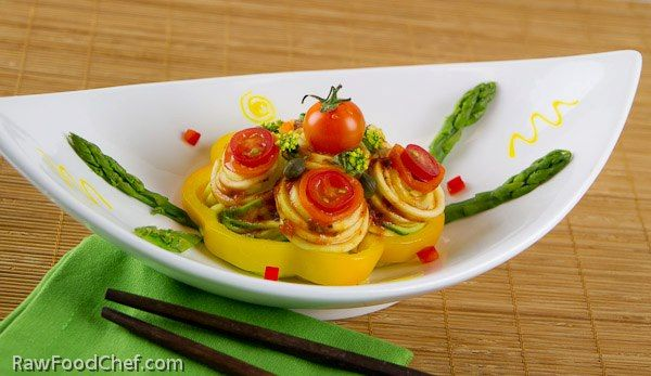 Awesome raw food presentation food drinks pinterest food awesome raw food presentation forumfinder Image collections