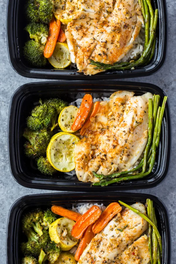 25 Easy Meal Prep Ideas For When You Have No Idea