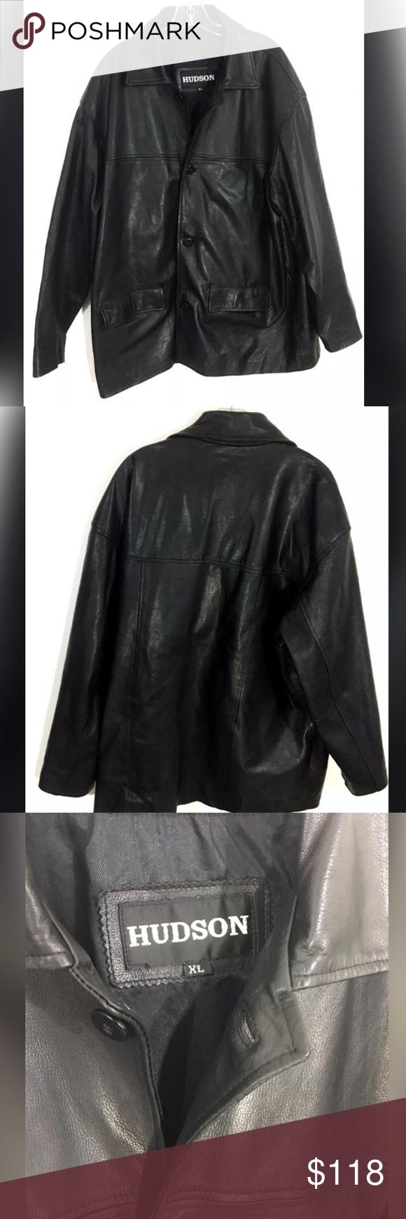 Hudson Black Real Leather Jacket Echtes Leder Xl Hudson Black Leather Jacket Real Leather Echtes Leder Real Leather Jacket Leather Jacket Black Leather Jacket [ 1740 x 580 Pixel ]