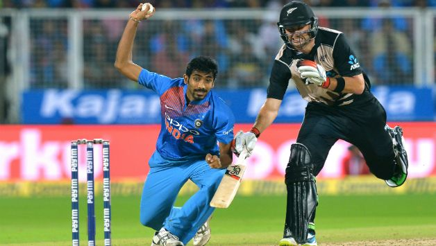 Indian Bowler Bumrah Announced For Player Of The T20i Series Against Nz World Cricket Cricket Teams Players