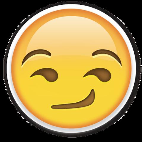 Smirking Face | Emoji faces, The o'jays and The emoji