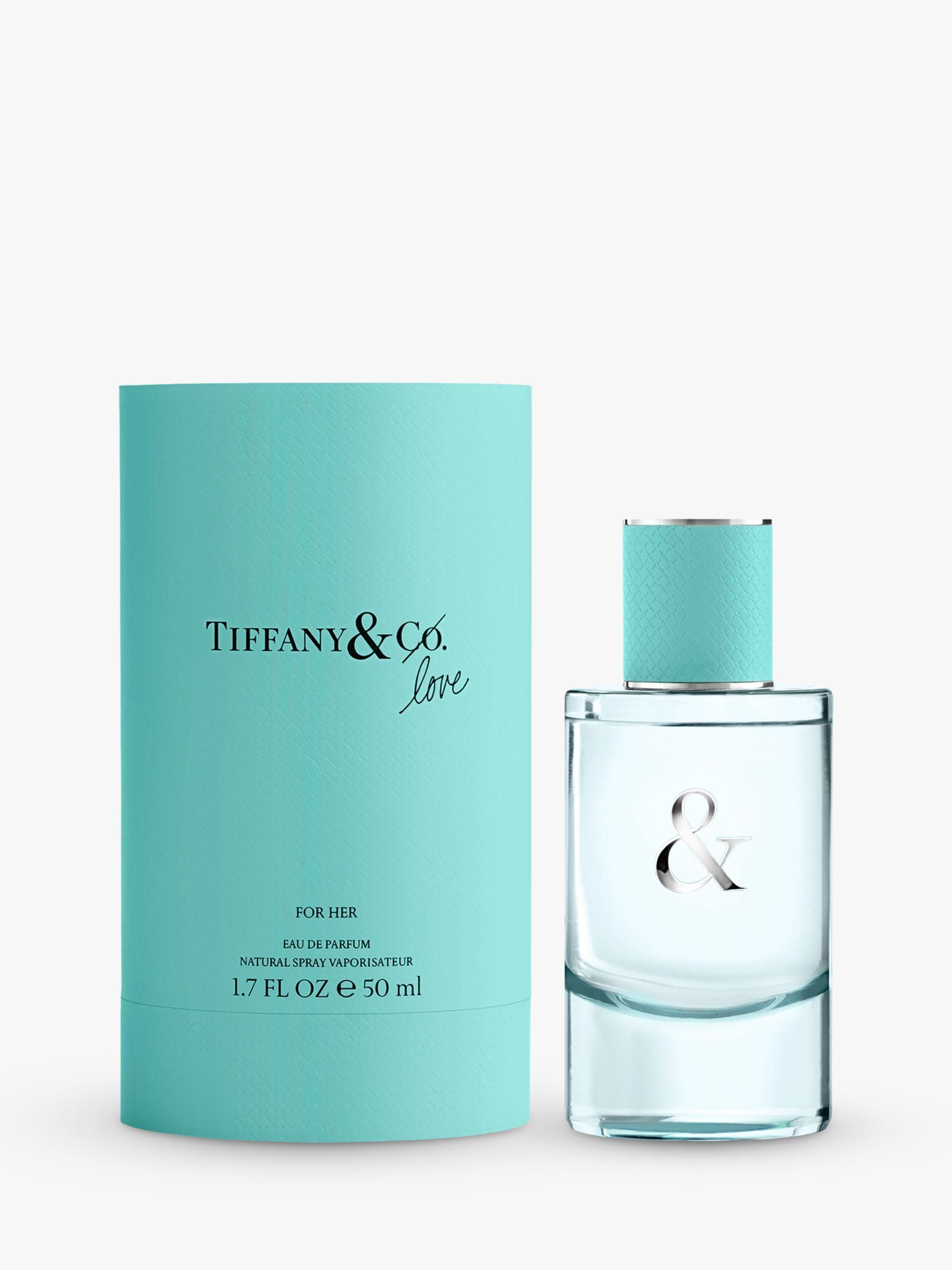 Tiffany & Co. Eau de Parfum 50 ml: : Beauty