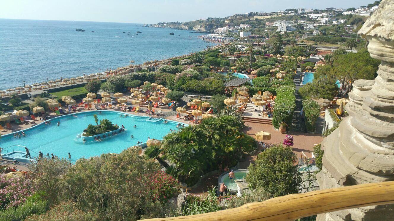**Poseidon Gardens Terme (thermal spa) Forio, Italy