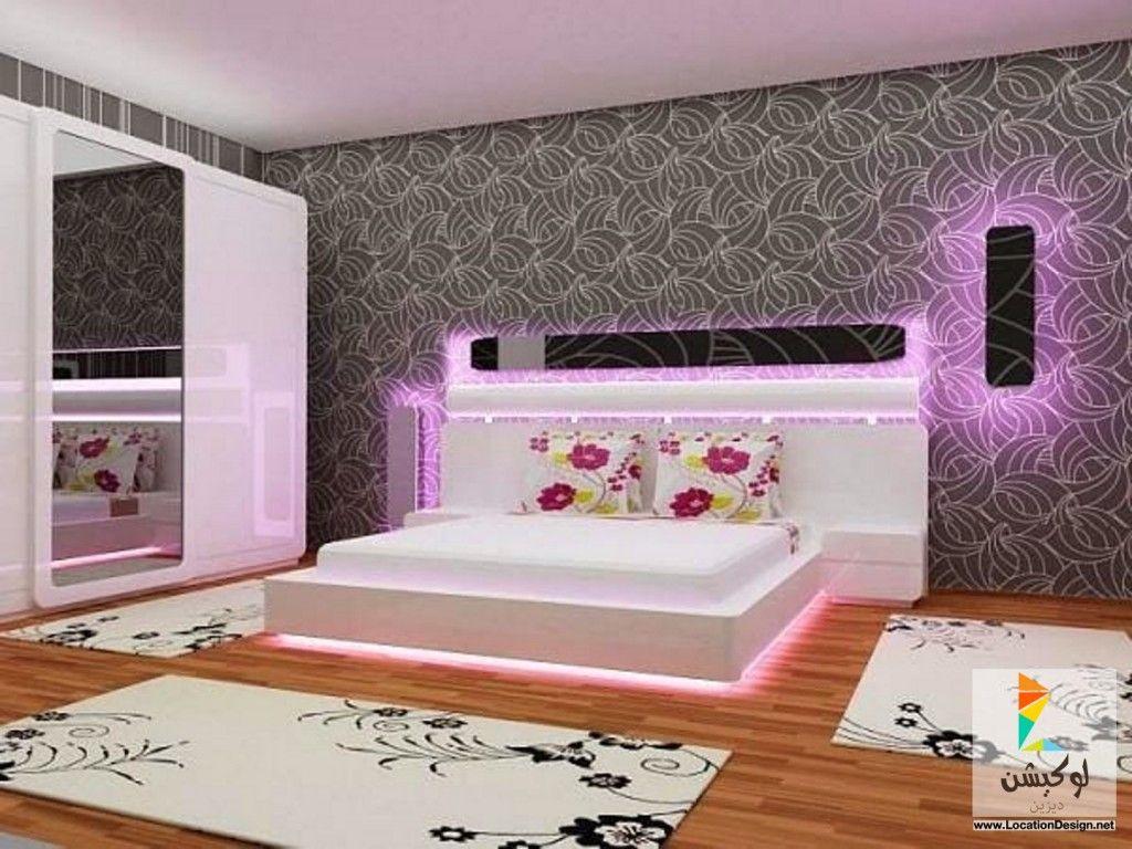 ديكور جبس غرف نوم عرسان Floating Nightstand Decor Toddler Bed