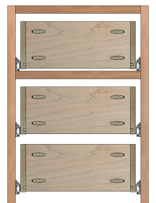 How To Build Drawer Boxes Detailed with pics and explanations of ...