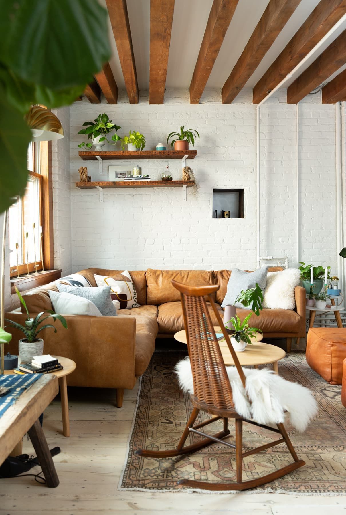 A Scandinavian Inspired Nyc Loft Was Designed For Connection And Community Nyc Loft Furniture Home
