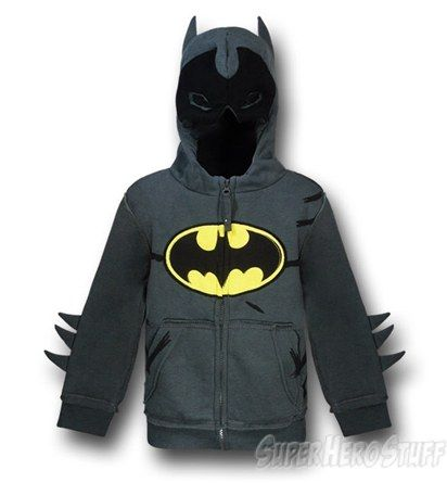 b7d4da517 Batman Hoodies For Kids That Are Also Costumes