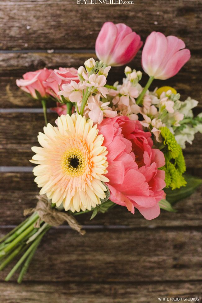 Spring Explosion Includes Statice Tulips Mimosa Freesia Hyacinths Rununculus Anemones Flowers Bouquet Beautiful Flower Arrangements Corporate Flowers