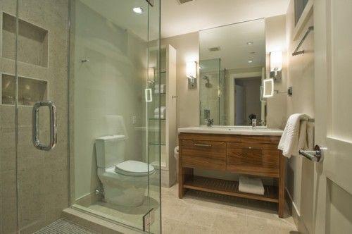 Houzz Contemporary Bathroom Contemporary Bathroom Ideas - Modern