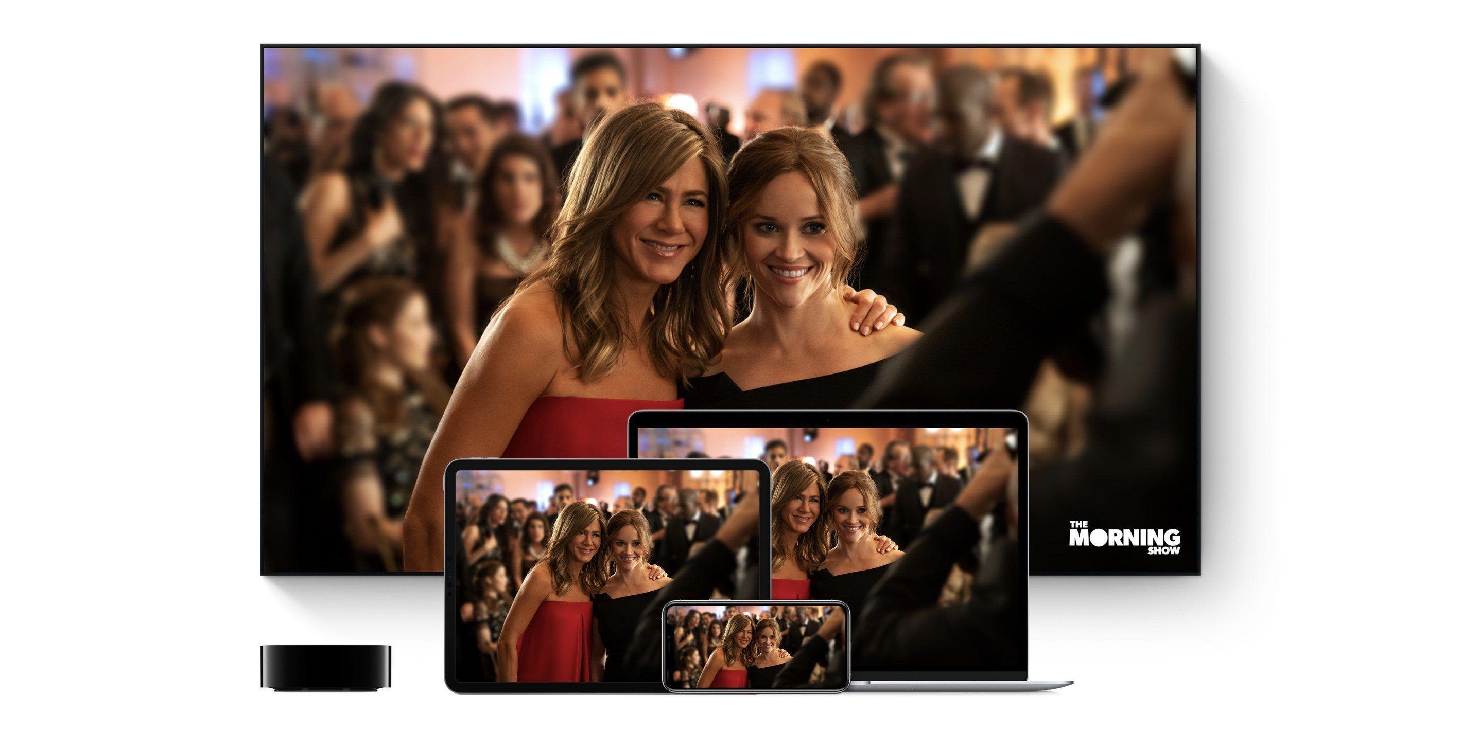 Where to watch Apple TV+ iPhone, iPad, Mac, Roku, Amazon