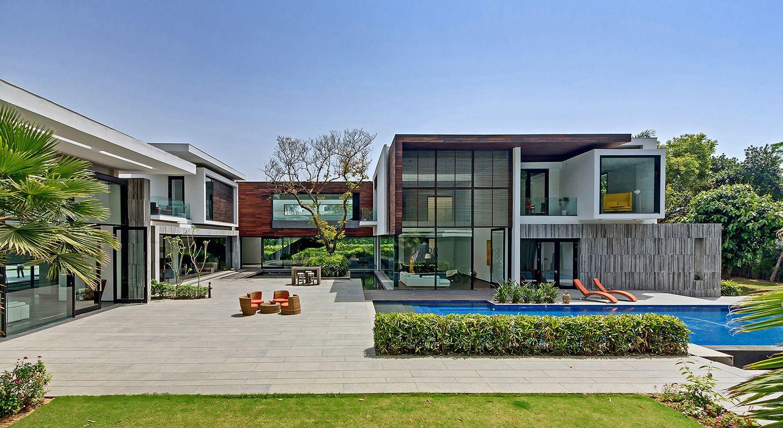 House New Delhi Modern Home3 Dream Home