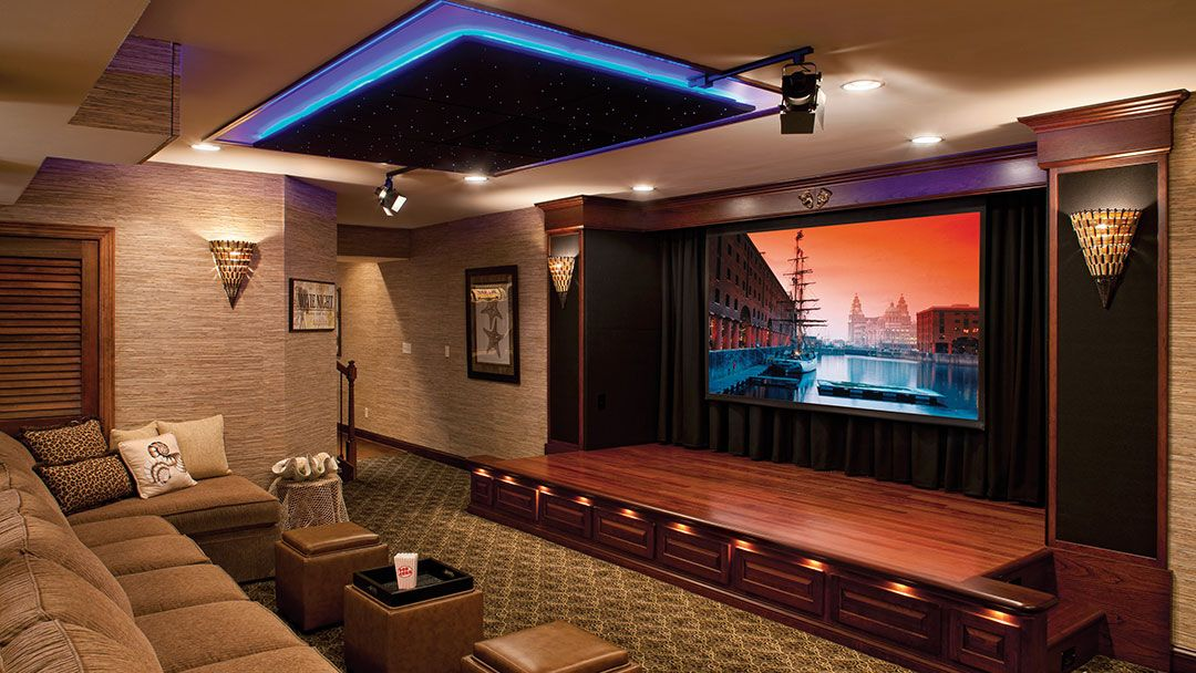 Largest Home Theaters Google Search Home Theater