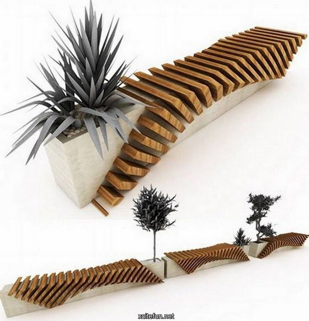 Amazing Benches Art Meets Function