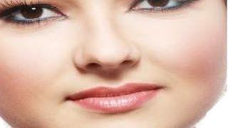 خلطة ماء الورد لتسمين الوجه النحيف Beauty