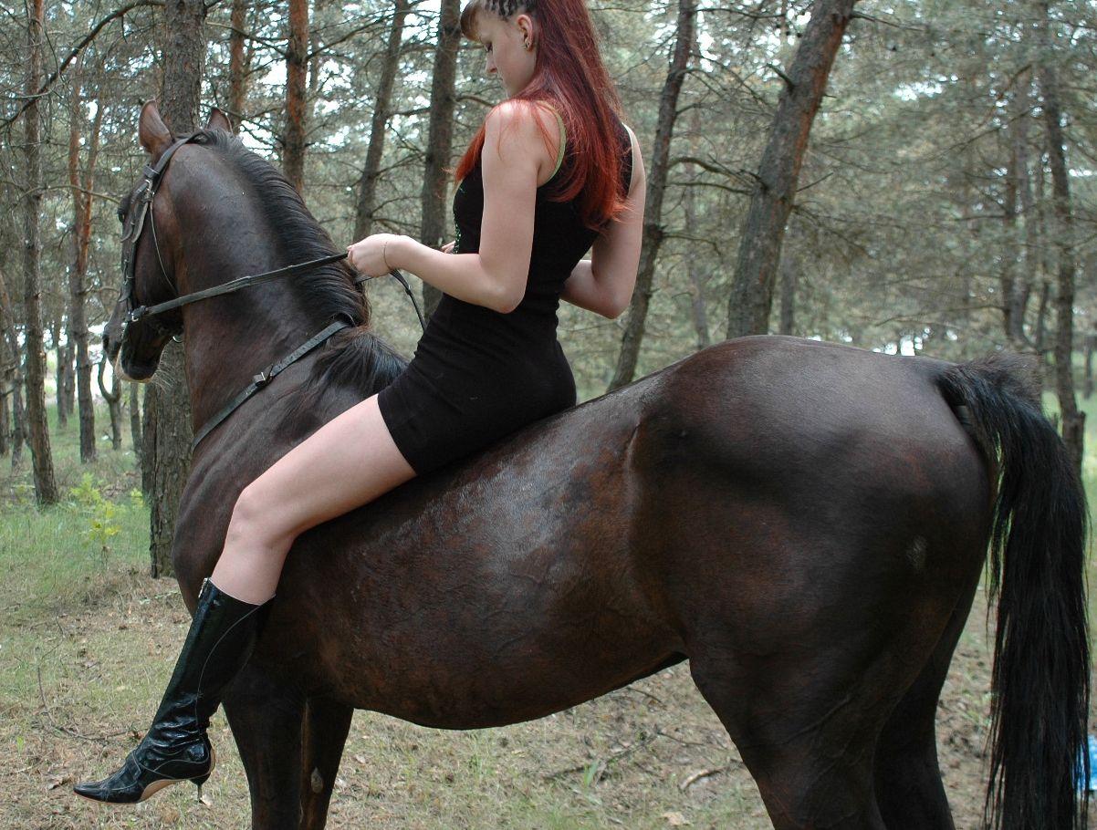 Woman Riding Sexi 59