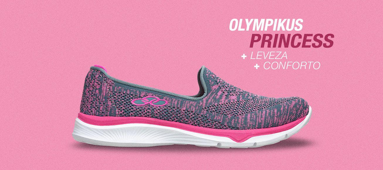 de4804a450 Olympikus Fitness banner e-commerce Leveza maciez conforto dia a dia tênis  tenis sport esporte caminhada feetpad olympikus.com.br