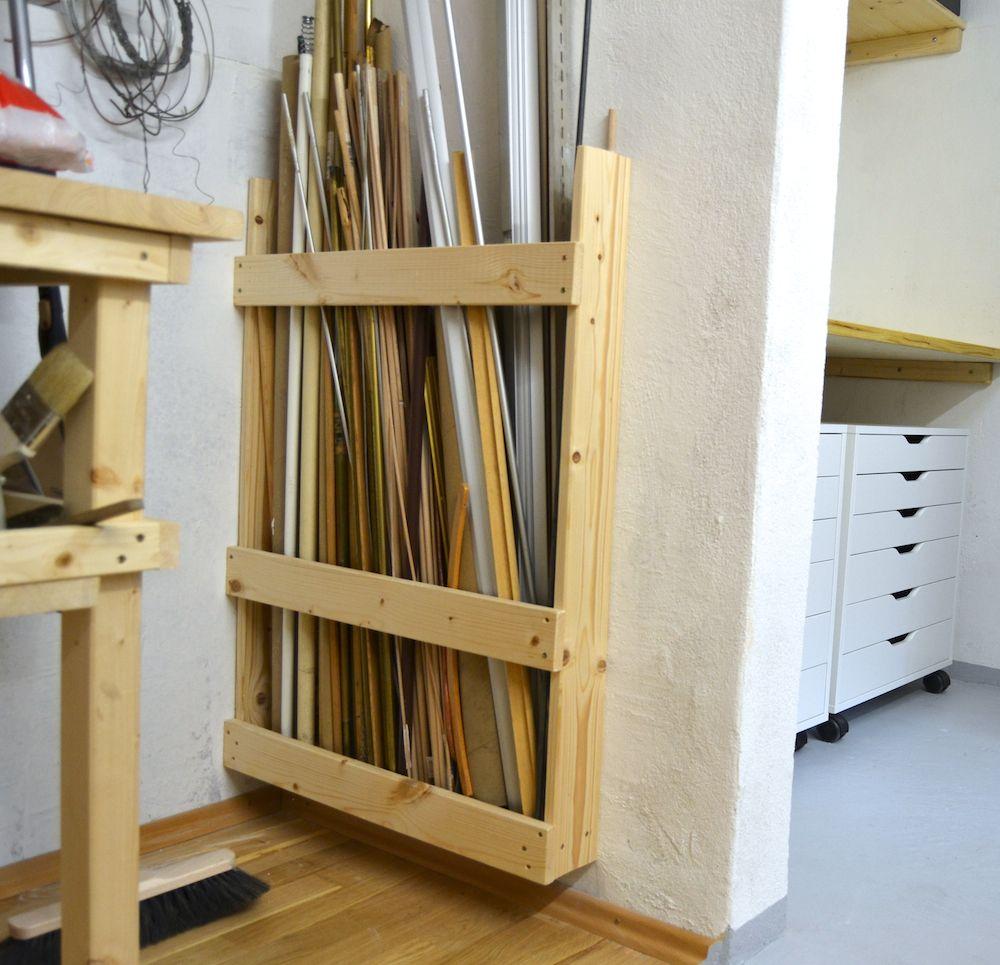"Studio Renovating Update... and ""Ikea Hack"""