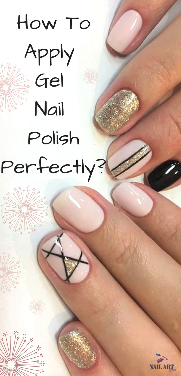 How to apply gel polish so that it lasts a long time How long does gel polish on nails 76