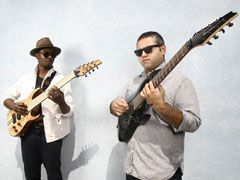 Interview Tosin Abasi Of Animals As Leaders Tosin Abasi Entertainment News Poll Results