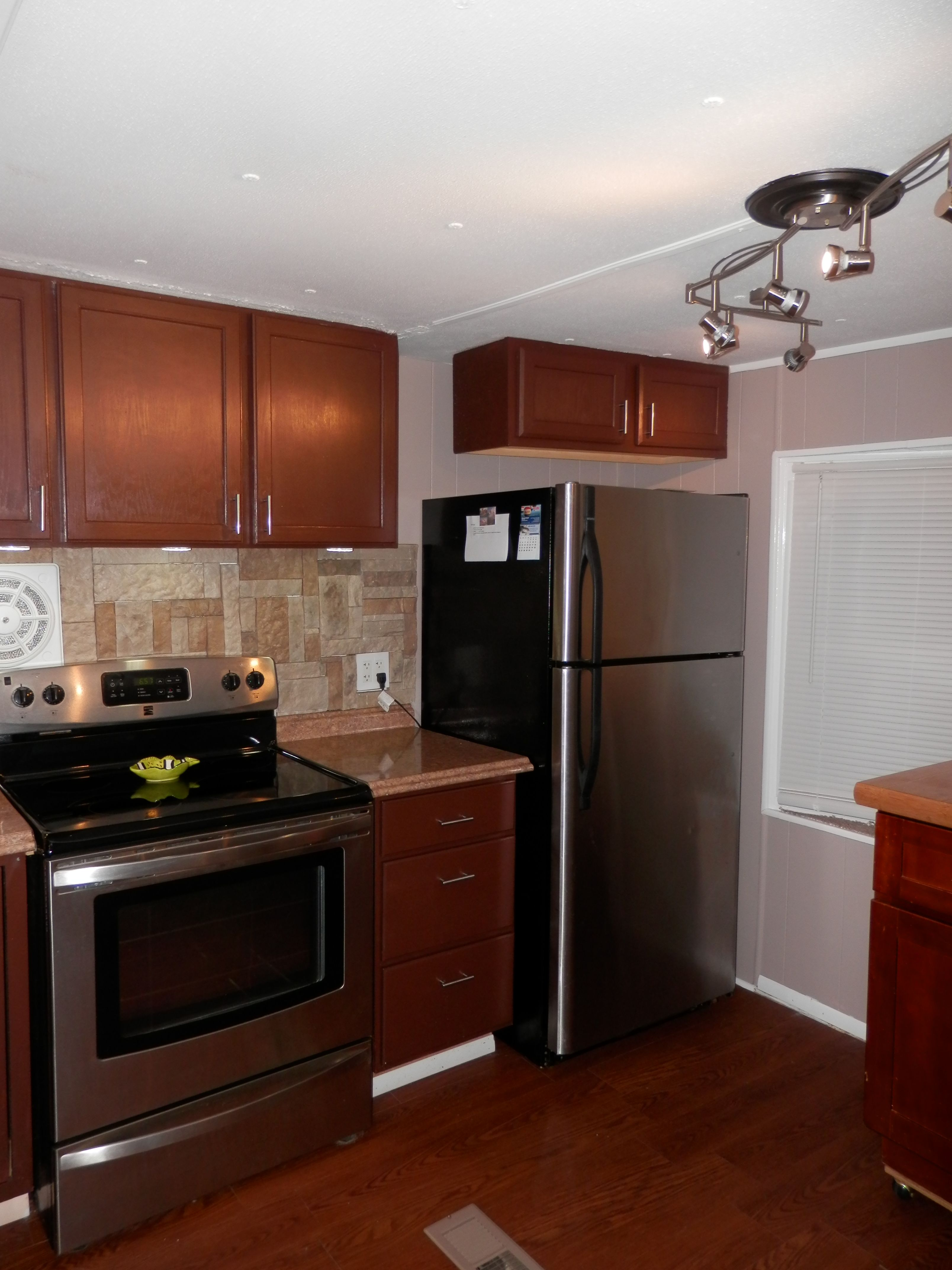 1973 Mobile Home Remodel Done With 2000 Budget.html