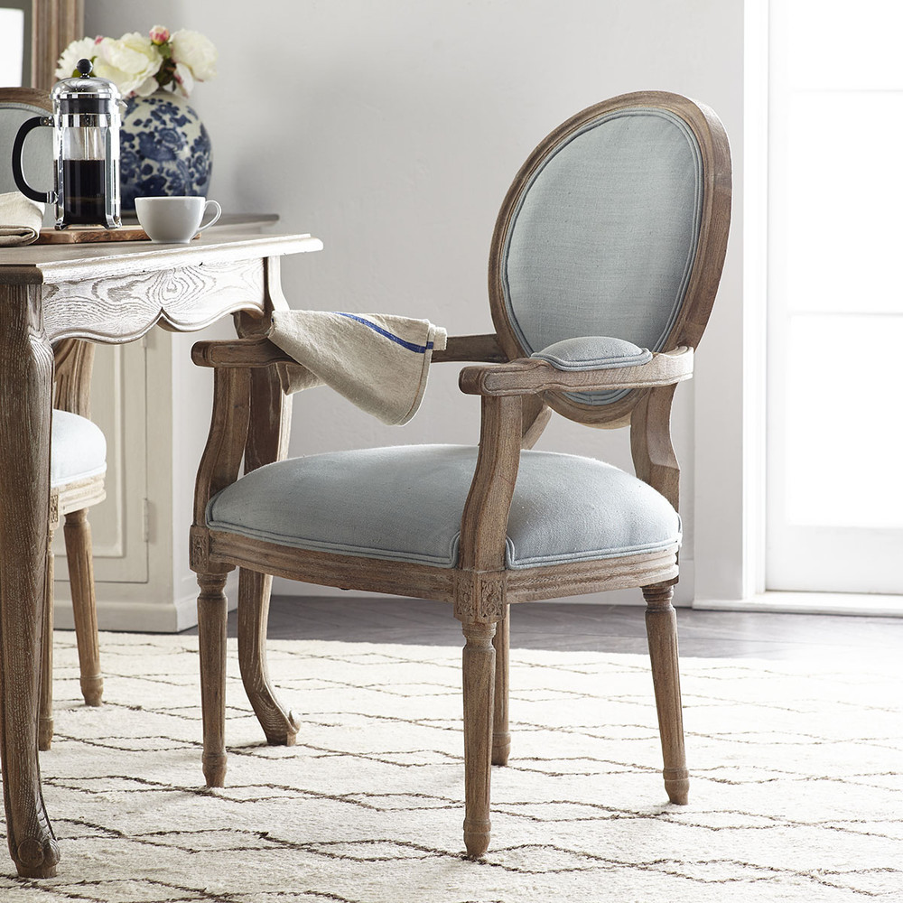 louis fabric back armchair in 2019 products chair leather rh pinterest com