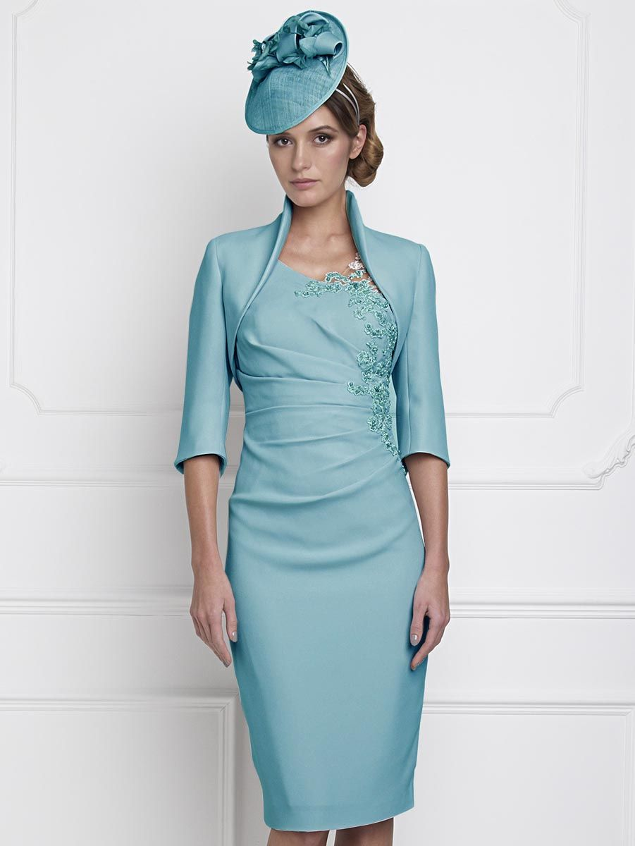 John Charles 25513 Sea Mist Outfit | £728 | Occasion wear ...