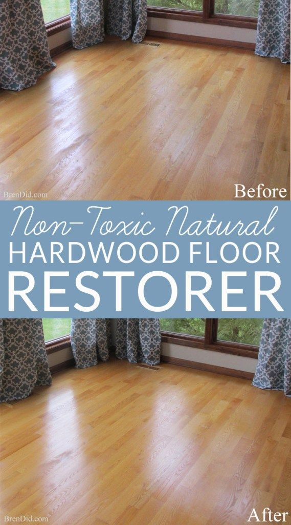 The Natural Hack For Restoring Hardwood Floors Natural Floor