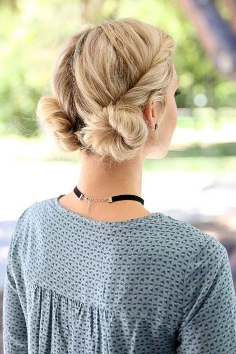 15 Increíbles peinados con twist que te harán lucir una melena diferente todos los días