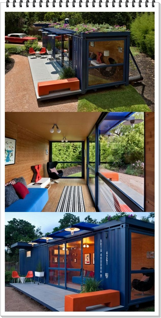 beautiful container box house fabulosity box houses rh pinterest co uk