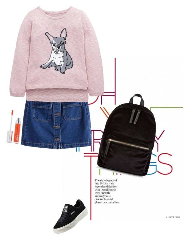 """11"" by isdora on Polyvore featuring Chicnova Fashion, New Look, Puma and Zelens"