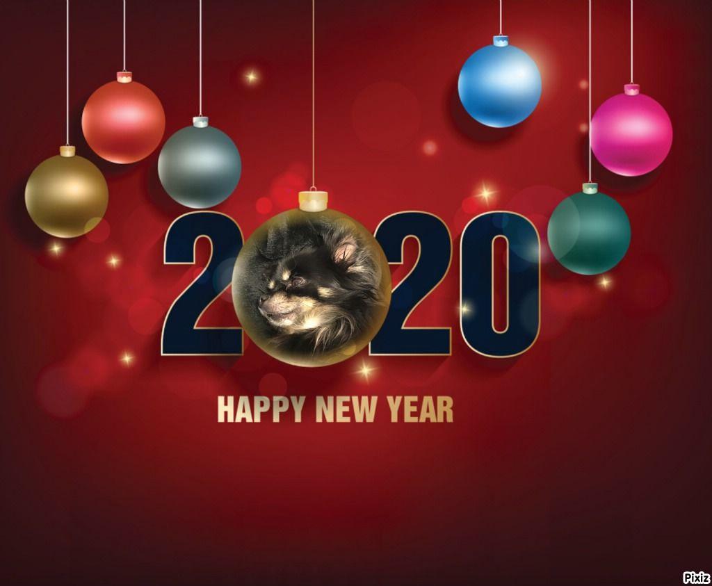 Montage Photo Happy New Year Pixiz