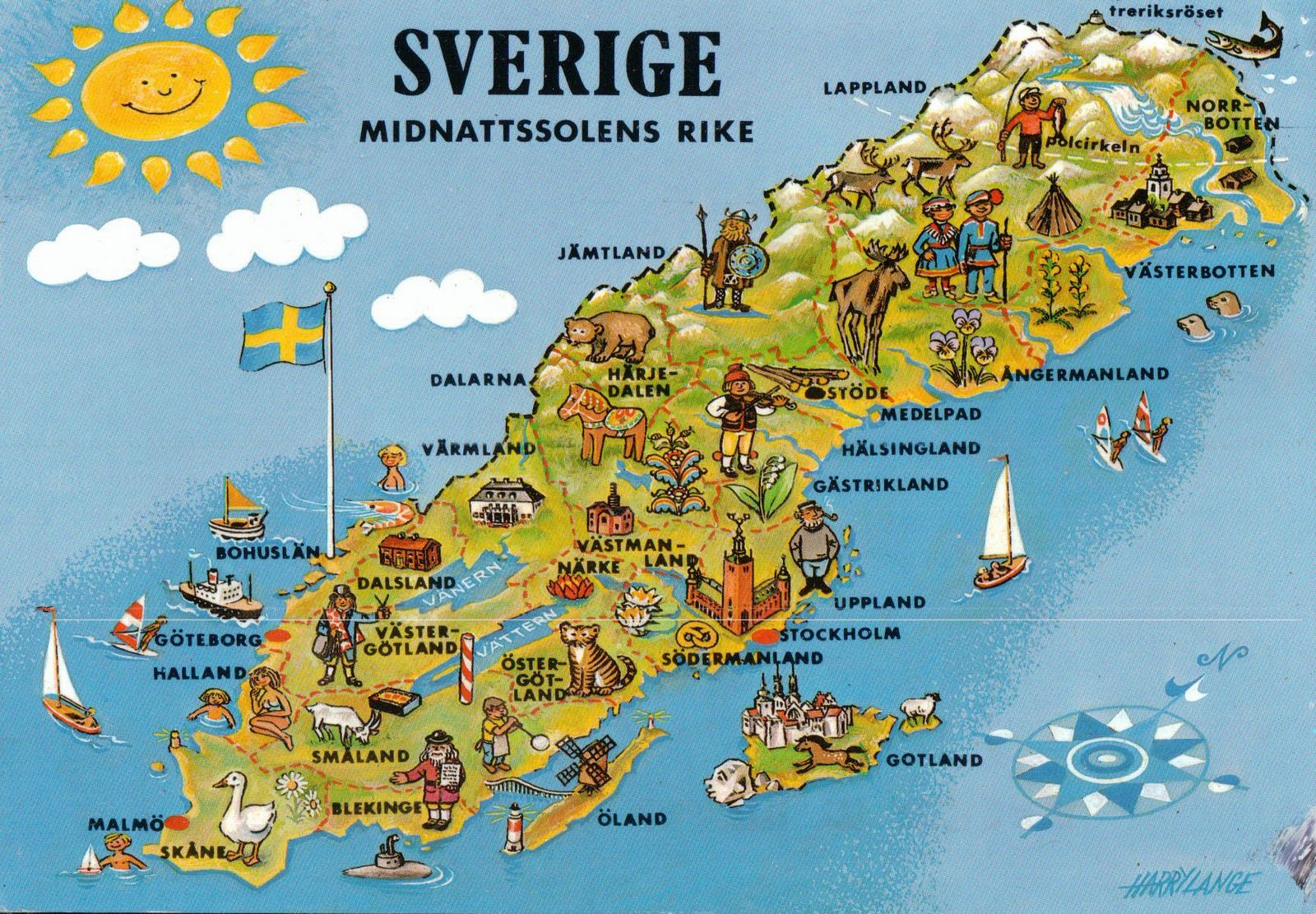 sweden Google Search Sweden Pinterest Sweden map Norway