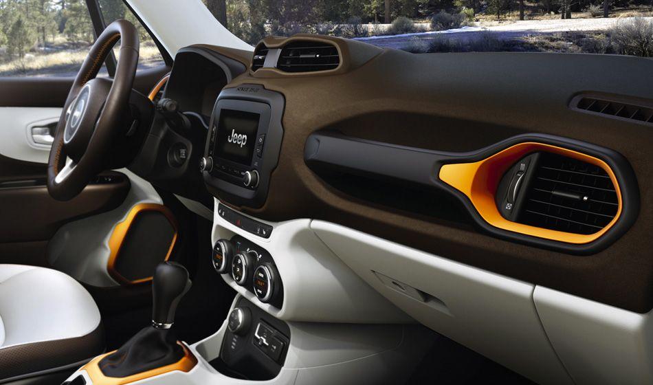 renegade interior에 대한 이미지 검색결과 자동차, 차