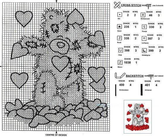 Cross Stitch Patterns Free | cross stitch | Cross Stitch