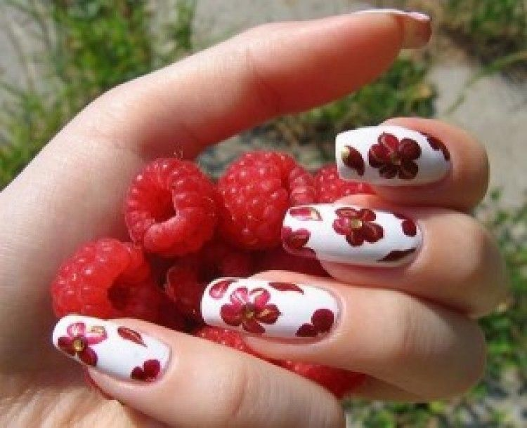 A Perfect Nail Art Nails Pinterest Toe Nail Art And Makeup
