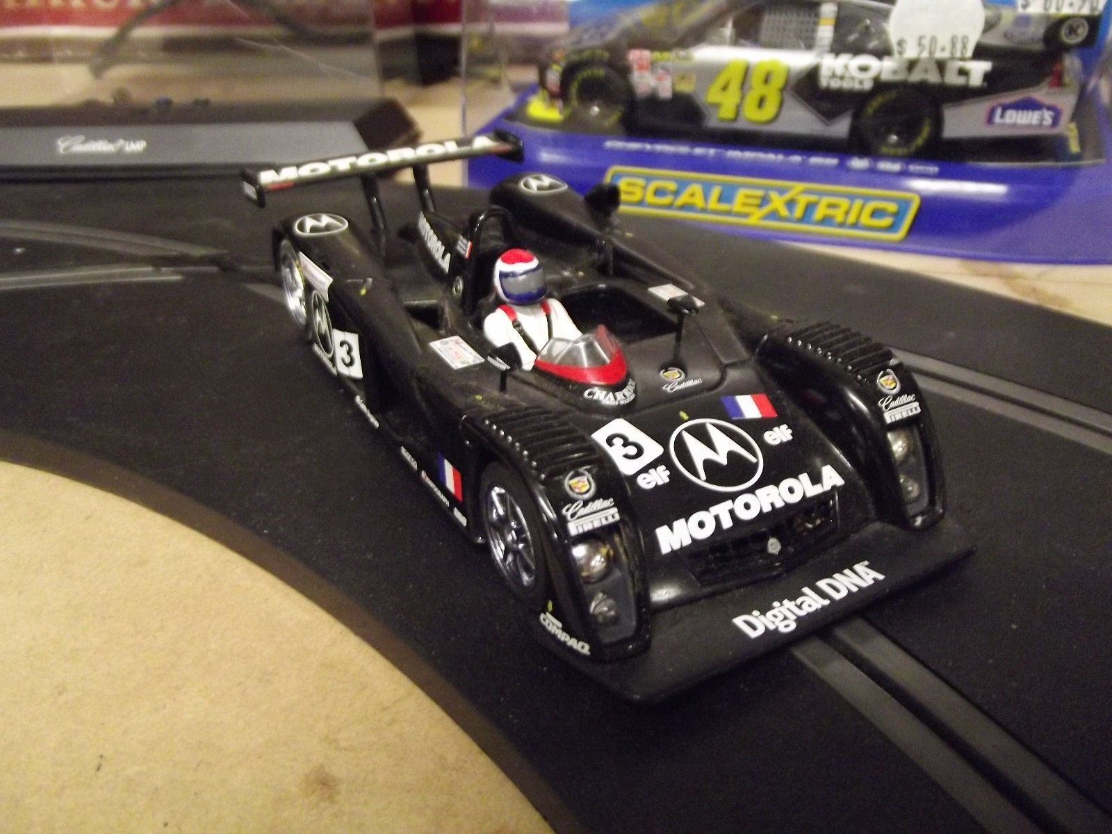 Scalextric Cadillac LMP Northstar #3 C2259 Boxed https://t.co/qHIx7nUv45 https://t.co/ZDckZw2Oki