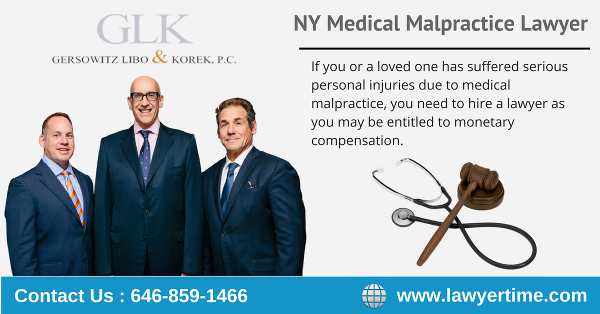 Medical Malpractice Lawyer New York NY Medical