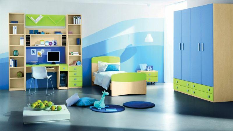 kinderzimmer junge 50 kinderzimmergestaltung ideen fr jungs - Ideen Furs Kinderzimmer Junge