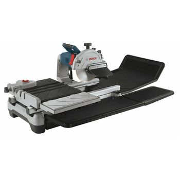 Bosch Tc10 10 In Wet Tile Saw Tile Saw Bosch Saws
