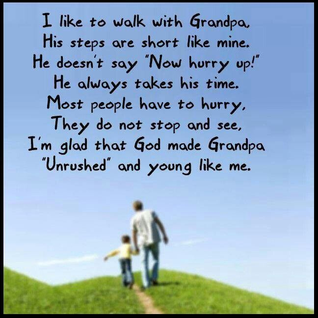 I Miss Grandkids My Quotes