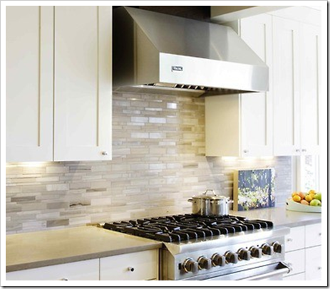 Kitchen Backsplash Vancouver painted solid oak shaker kitchen in your own colour | erin